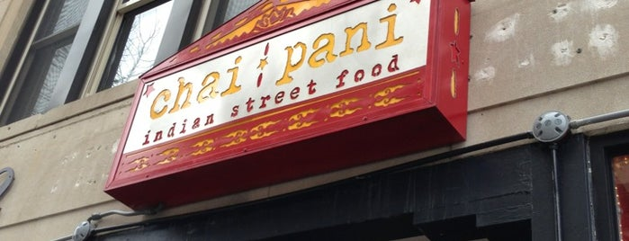 Chai Pani is one of Asheville.