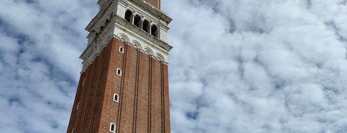 Piazzetta San Marco is one of Venedik.
