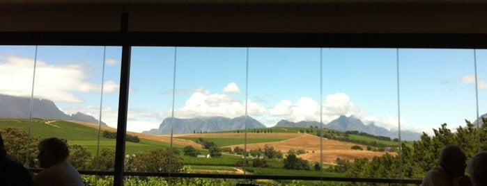 Clos Malverne is one of The Mother City.