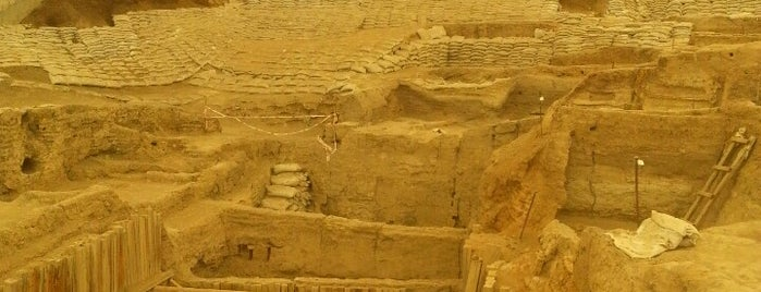 Çatalhöyük is one of Ece 님이 좋아한 장소.