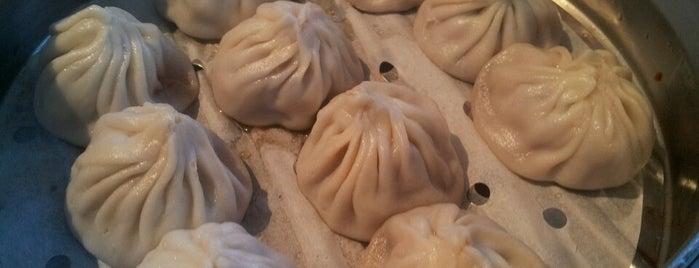 Mama's Lu Dumpling House is one of Eats in LA.