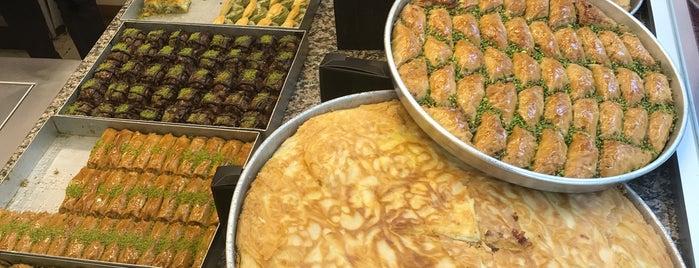fatih baklava ve su böregi is one of Locais curtidos por Mennan.