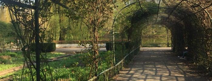 Großer Spielplatz am Lietzensee is one of Posti che sono piaciuti a Arma.