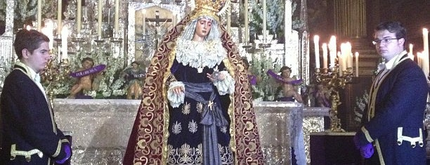 Iglesia de la Anunciación - El Valle is one of Sevilla/Córdoba/Monesterio.