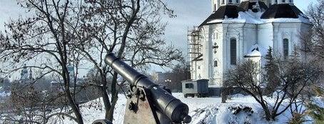 Національний архітектурно-історичний заповідник «Чернігів стародавній» is one of Чернигов.