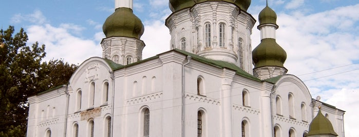 Єлецький Успенський Монастир is one of Churches and Cathedrals.