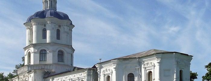 Національний архітектурно-історичний заповідник «Чернігів стародавній» is one of Churches and Cathedrals.