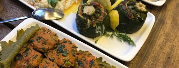 dilek-çe lezzetler is one of Yasemin'in Beğendiği Mekanlar.