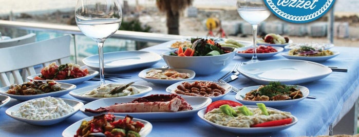 Giritli Balık Restaurant is one of Orte, die k&k gefallen.