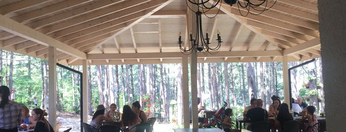Forest food house is one of Varna.