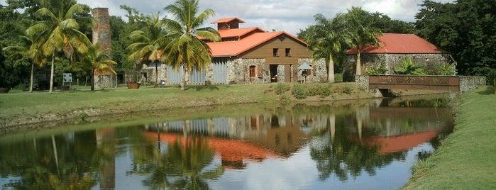 La Maison de la Canne is one of Rivières, étangs, cours d'eau de Martinique.