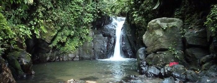 Rivière Dumauzé is one of Lieux de baignade en eau douce de Martinique.