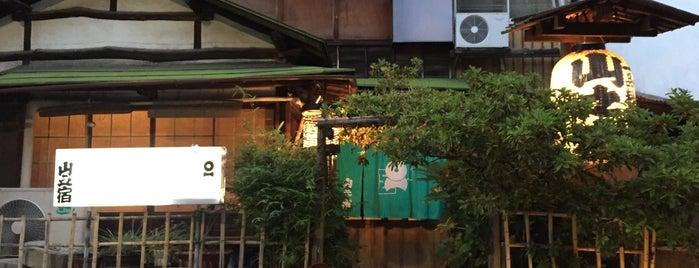 山之宿 is one of 神輿で訪れた場所-1.