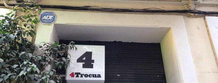 Trocua Pizzeria is one of Lugares guardados de Albert.