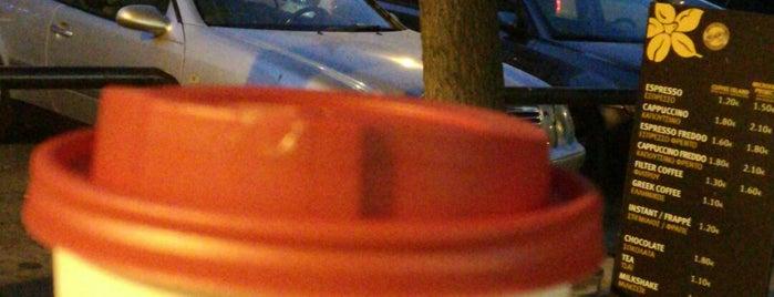 Coffee Island is one of Locais curtidos por Spiridoula.