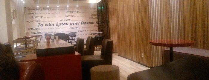 Αττικά Αρτοποιεία is one of Spiridoulaさんのお気に入りスポット.
