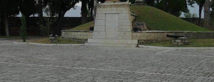 Ο Κήπος Των Ηρώων is one of Spiridoula 님이 좋아한 장소.