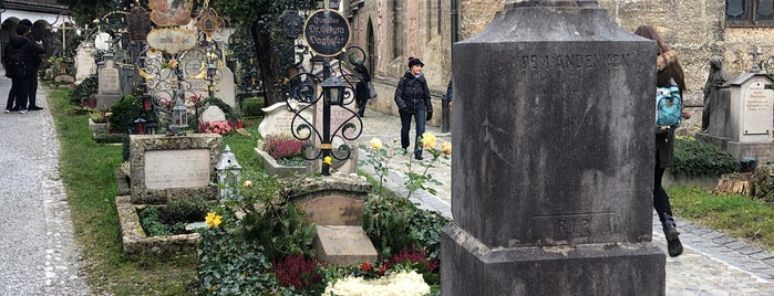 Friedhof St. Peter is one of Erikさんのお気に入りスポット.