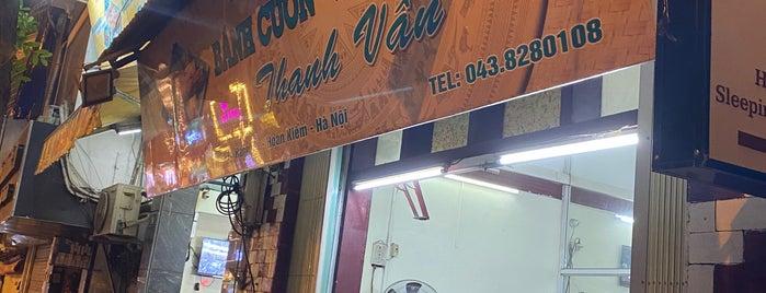 Bánh Cuốn Thanh Vân is one of Hanoi.