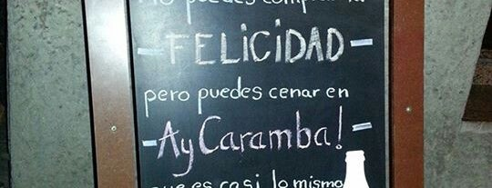 Ay Caramba! is one of Bcn Like.