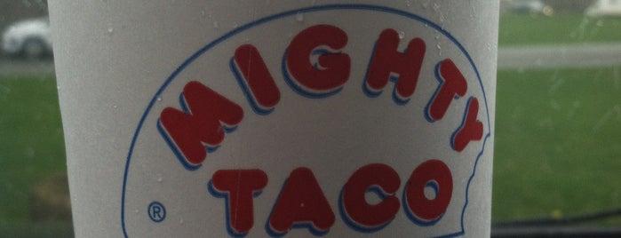 Mighty Taco is one of DJ 님이 좋아한 장소.