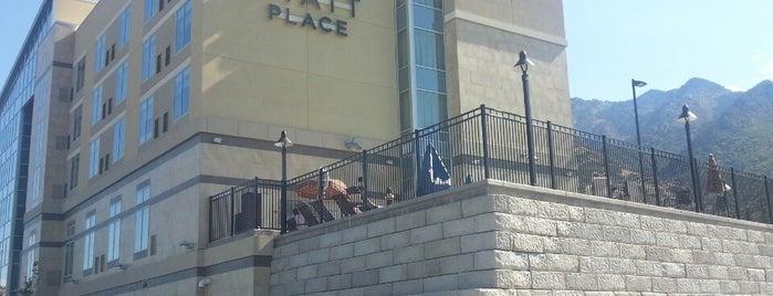 Hyatt Place Salt Lake City/Cottonwood is one of Orte, die Xiaoyu gefallen.