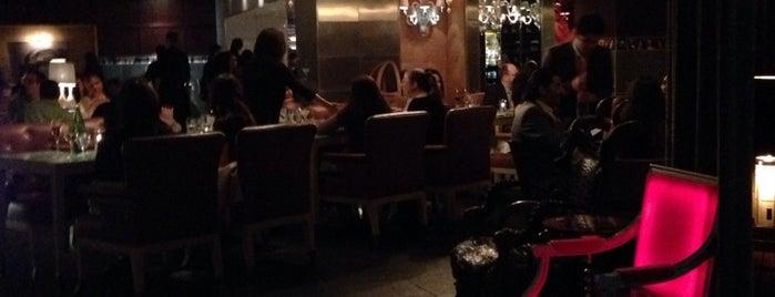 Saam at SLS Hotel is one of Chris' LA To-Dine List.