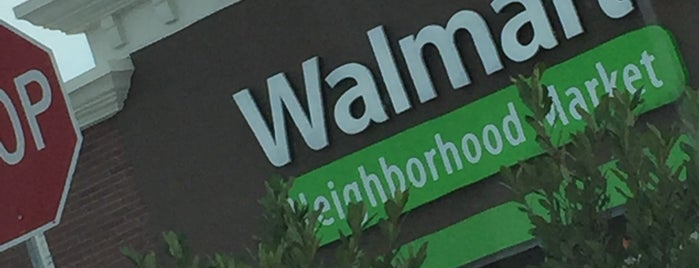 Walmart Neighborhood Market is one of Posti che sono piaciuti a Michael.