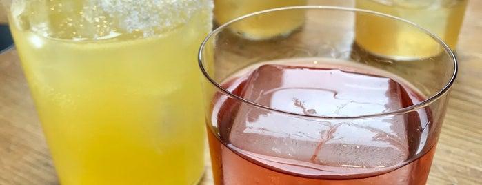 Atla is one of Margaritas.