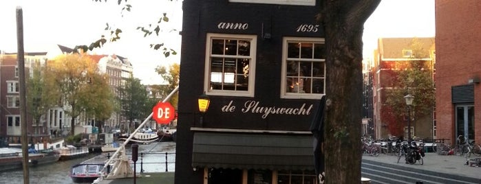 De Sluyswacht is one of The Dog's Bollocks' Going Dutch (Amsterdam).