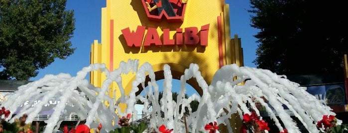 Walibi Holland is one of Lijst?.