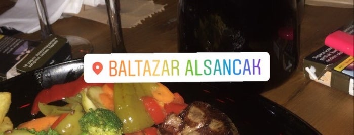 Baltazar is one of Yemek.