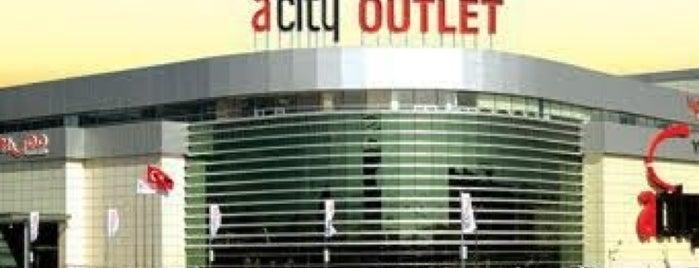 ACity Premium Outlet is one of Mekanlarrr.