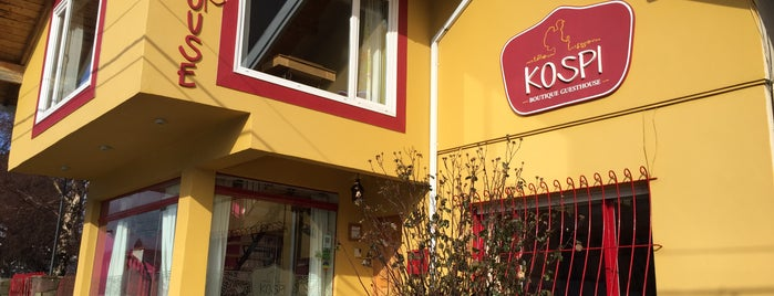 Kospi Boutique Guesthouse is one of BRC.