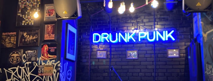 Drunk Punk is one of Pivaseque.