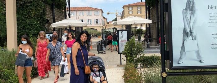 McArthurGlen Provence is one of путешествия.