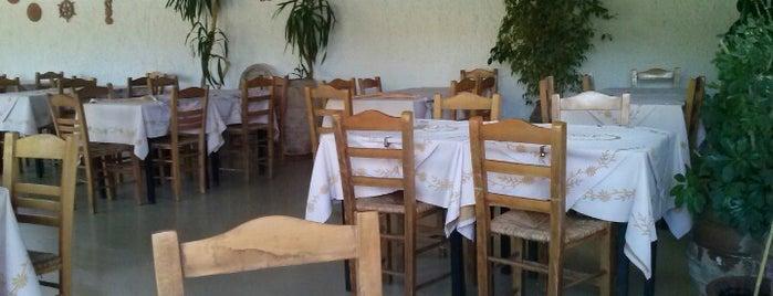 Taverna tis Annas is one of Ifigenia: сохраненные места.