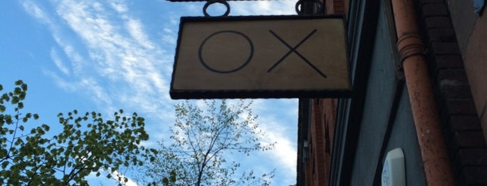 OX is one of Michelin Starred Restaurants in Northern Ireland.