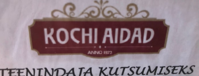 Kochi Aidad is one of Таллин.