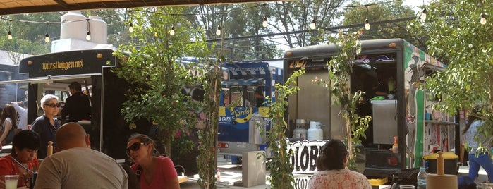 Úrsula Foodtrucks & Beergarden is one of Evelynさんの保存済みスポット.
