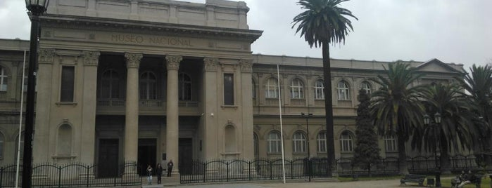 Museo Nacional de Historia Natural is one of Chile!.