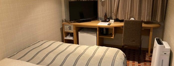 ガーデンホテル静岡 is one of Masahiroさんのお気に入りスポット.