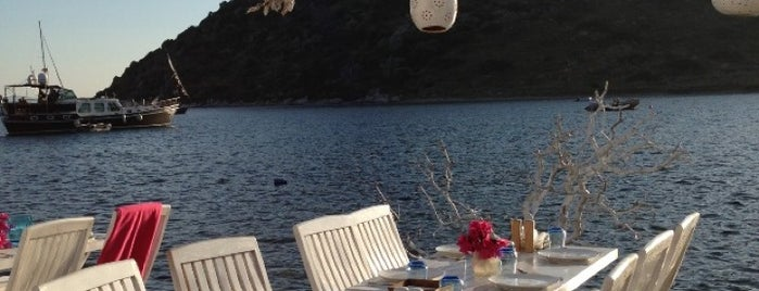 Melengeç Restaurant is one of Bodrum Yemek.