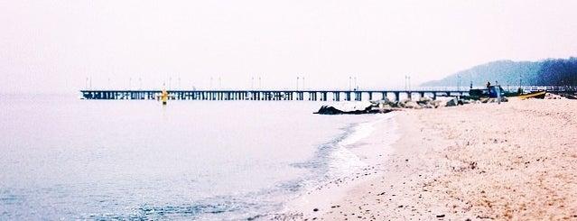 Plaża Gdynia Orłowo is one of Trojmiasto_Summer_2020.