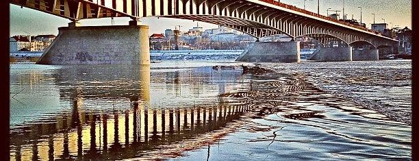 Most Śląsko-Dąbrowski is one of Krzysztof 님이 좋아한 장소.