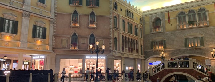 The Venetian Casino is one of Macau.