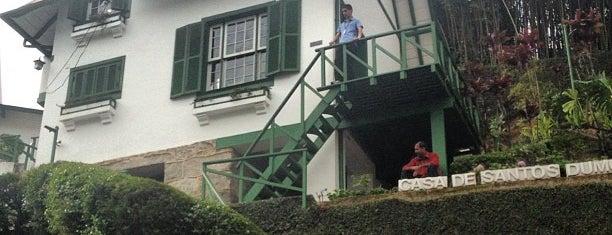 Casa de Santos Dumont is one of Diversos.