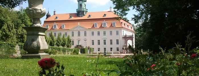 Schloss Lichtenwalde is one of Chosy 2018 Gutscheine.