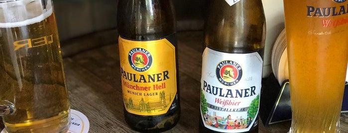 Paulaner Keller is one of LOS MEJORES LUGRES.