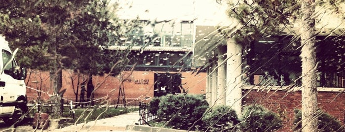 ODTÜ Baraka Spor Salonu is one of Best Of Middle East Technical University.